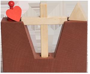 Die Brücke zu Gott